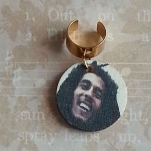 adjustable hair ring Bob Marley