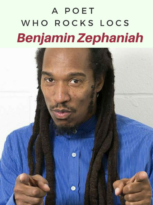 Benjamin Zephaniah locs Foxtrot Designs
