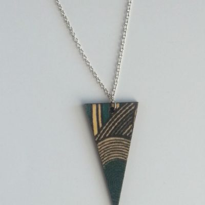 shard necklace Foxtrot Designs