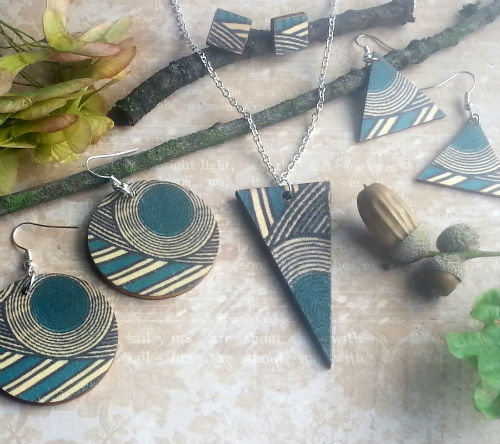 turquoise geo thumbnail blog foxtrot designs