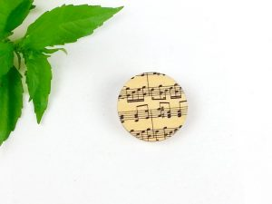 brooch circle music